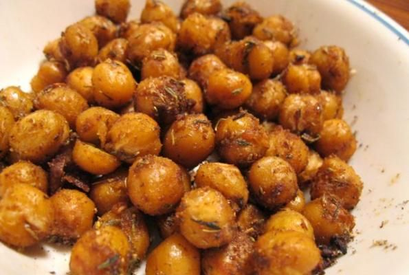 Kimberly's Fried Chickpeas | VegWeb.com, The World's Largest ...