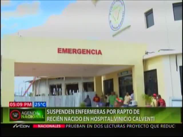 Suspenden Enfermeras Por Rapto De Recién Nacidos En Hospital #Video