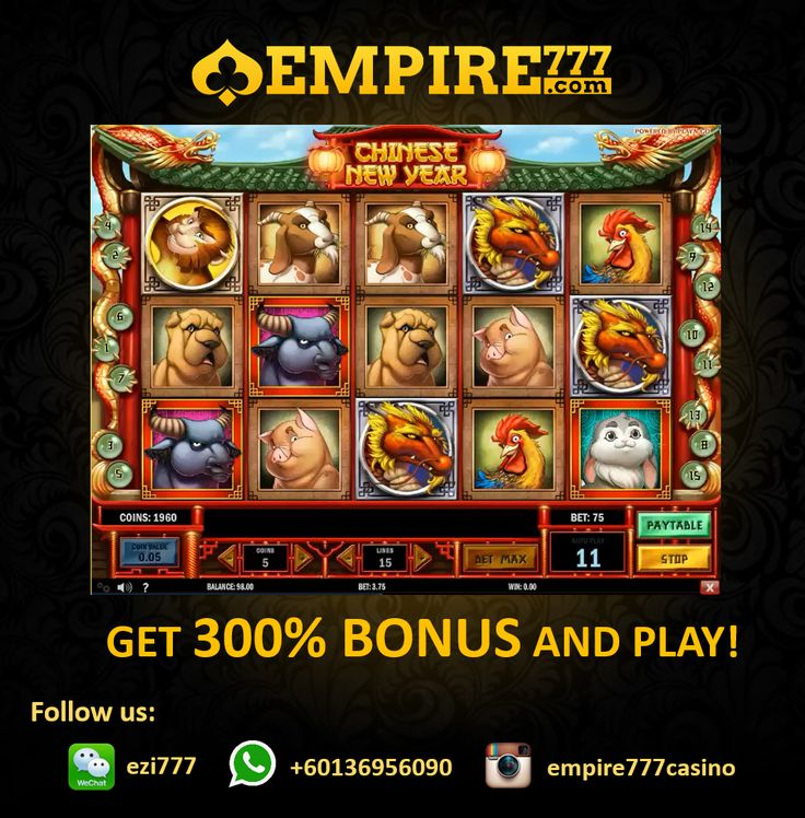 online slots with sign up bonus
