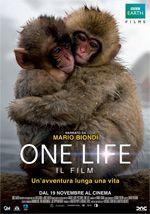 One life, Un film di Michael Gunton, Martha Holmes. Con Daniel Craig, Mario Biondi Documentario, durata 85 min. - Gran Bretagna 2011.