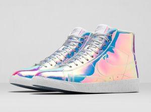 Nike Blazer Shopbop Irisé