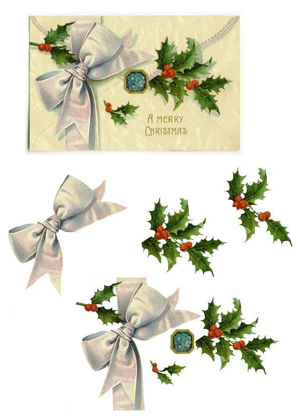 3d cards printable crafts pinterest 3d cards 3d and for Christmas card 3d designs