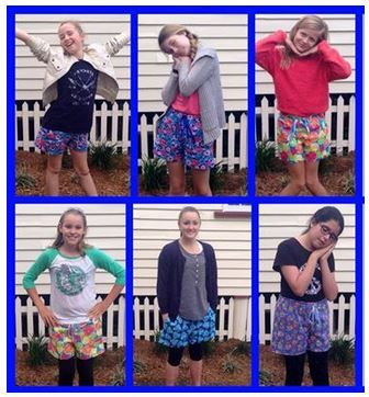 How cool do our PJ Shots look? Wow we had so much fun in this workshop all the girls did such a fantastic job. What a great way to spend time in the School Holidays. Cheers Fee http://mysewingclub.com/kids-sewing-classes-gold-coast/