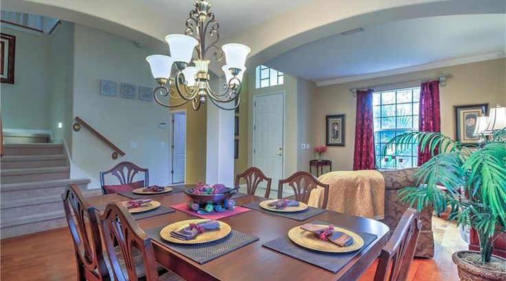 Tuscan dining room ... Tampa homes for sale ... 604 Apache Ln, Seffner, FL 33584 | MLS #T2798339 | Zillow