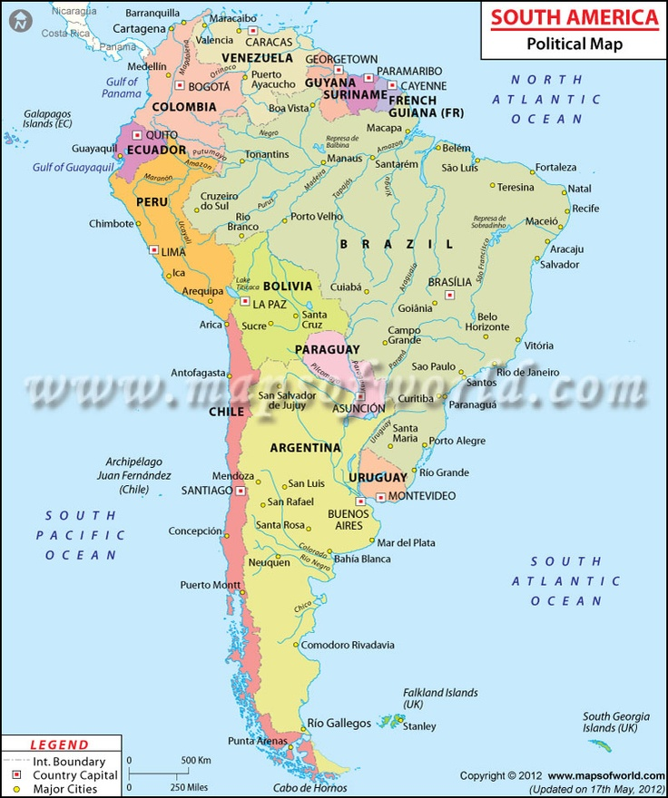 Best World Maps Images On Pinterest World Maps Learning And - Caracas on world map