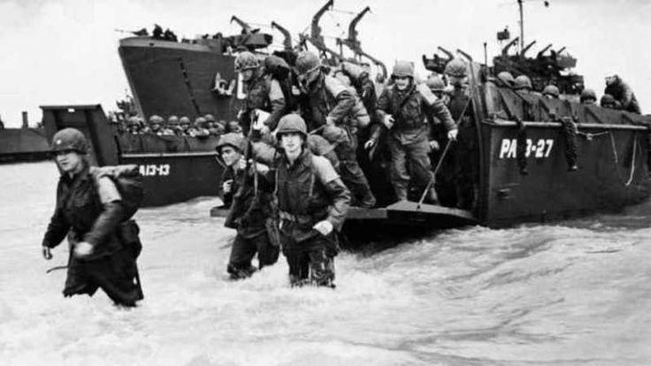 Washington Post: в США считают, что Красная Армия всего лишь оказала помощь американцам в борьбе с фашизмом