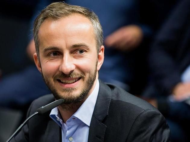 TV-Satiriker Jan Böhmermann