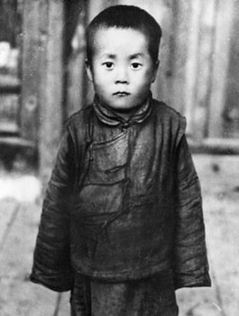 On July 6, 1935, a small boy was born in the small village of Takster, found in the Amdo region of northeastern Tibet...