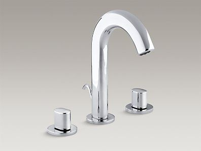46 best KOHLER BATHROOM LAVATORY FAUCETS images on Pinterest ...