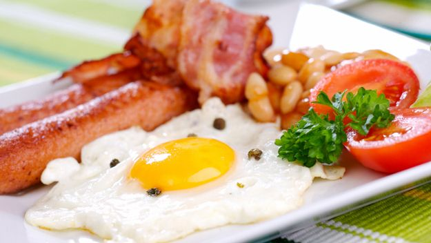 You MUST try the B trip and this:  A Full Irish Breakfast From Ireland