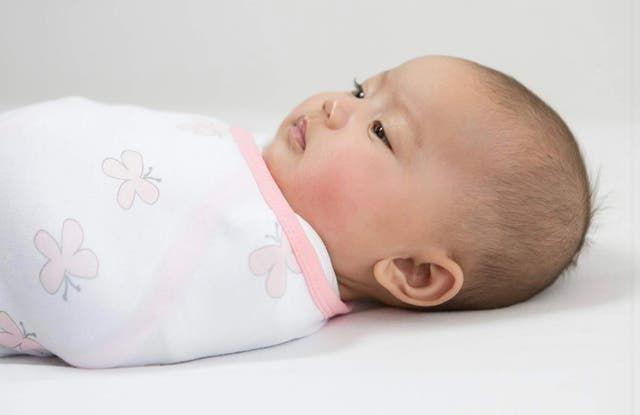 Amazing Baby by SwaddleDesigns Set de 2 mantas ajustables para beb/é