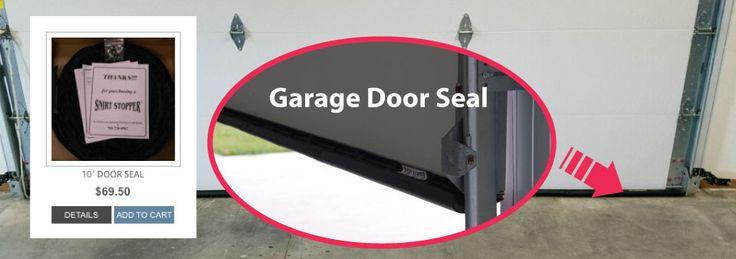 The Ultimate Garage Door Seal and Threshold Seal Garage