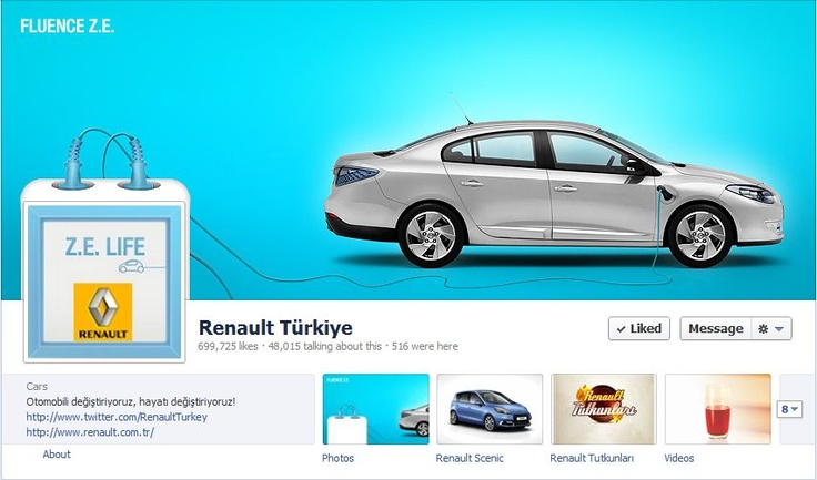 liked renault turkiye's facebook cover & profile photos #timeline #coverphotos