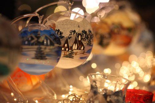 Поделки к Рождеству: 1000 идей http://more-idey.ru/12/novij-god-1000-idey.html