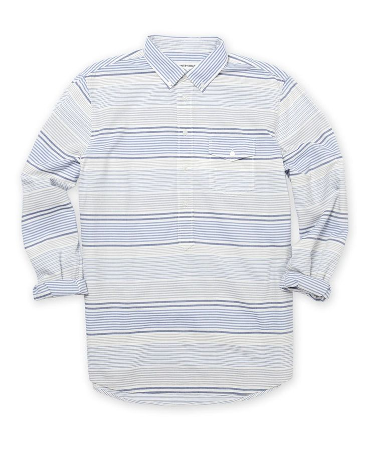 Popover Barre Shirt