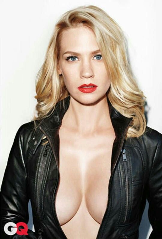 January jones sexy photos