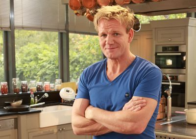 Ramsay recipes on Asian Food Channel