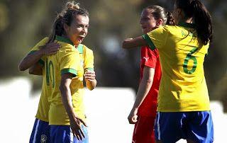 Blog Esportivo do Suíço: Seleção brasileira de futebol feminino é convocada para Copa do Mundo