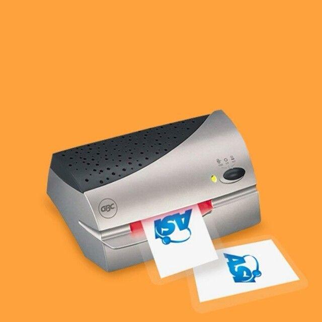 """Plastificadora GBC 4"""" (H-110) / RD$3,199  Durante más de 60 años, la marca GBC ha sido un líder mundial en productos que ayudan a los consumidores a proteger, preservar y organizar sus materiales impresos.La plastificadora GBC H110  garantizaresultados perfectos, ideal para fotos, tarjetas de identificación y etiquetas de equipaje.Elegante y compacta para su almacenamiento,Acepta artículos hasta 4.5 pulgadas de ancho y láminas de3 -5 mm de grosor.  #asi #plastificadora #laminadora…"""