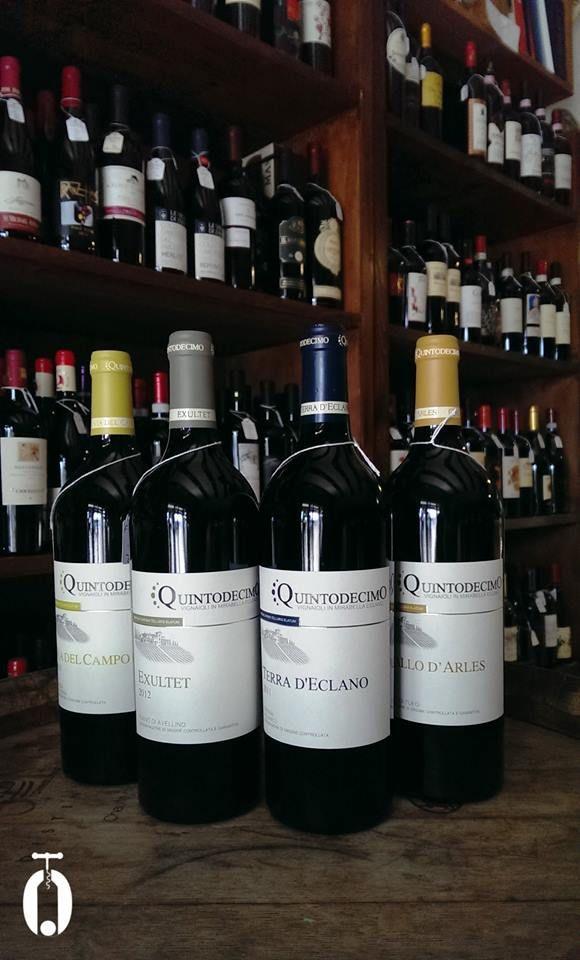 """Quintodecimo, il sogno di una vita in cui Luigi Moio """"esprime in piena libertà l'amore per la terra, l'Irpinia e per il vino. Venite a scoprire i suoi vini su: http://www.075winestore.com/vini.html?cantina=122"""