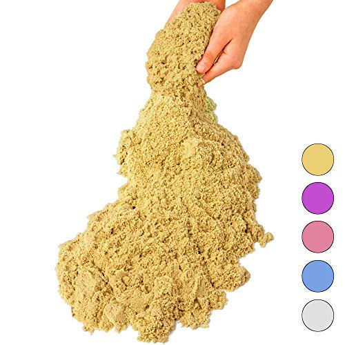Motion Sand, 1.76 lb, 800G Refill Pack, Play Sand,Sand Toy for Kids - Product Description:Have endless hours of fun with the Motion Sand Fun Beach sand box, creating brilliant castle and animal sand shapes, molds, or create your own sculptures. It's easy to shape and moldMotion Sand is helpful in promoting children's imagination and creation, improving coordination...