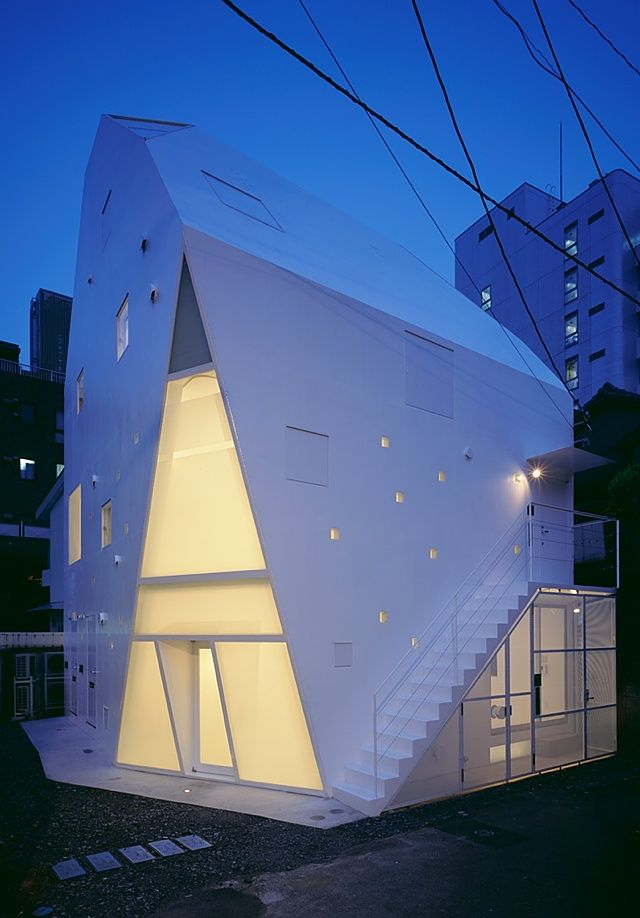 Junichi Sampei | Sorte House by A.L.X | bvs