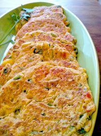 Helyn's Healthy Kitchen: Vegan Zucchini Corn Fritters http://helynshealthykitchen.blogspot.ca/2013/01/vegan-zucchini-corn-fritters.html?m=1