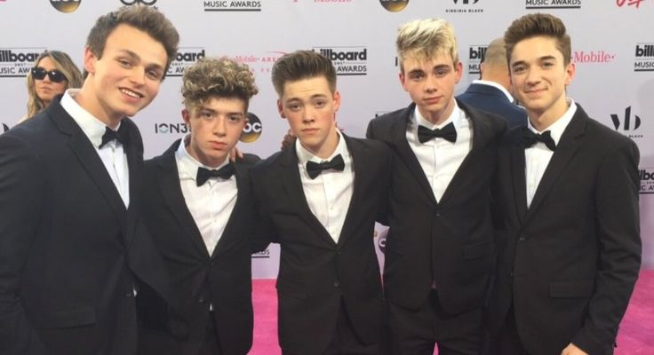 #BBMAs -WHY DON'T WE So proud❤️