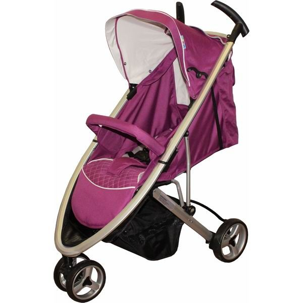 Прогулочная коляска Liko Baby LB 669 (дождевик и москитная сетка)