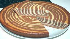 Zebra koláč ze zakysané smetany s nejrychlejší přípravou! | Milujeme recepty