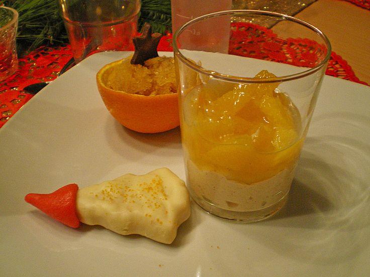Winterliches Orangensorbet, ein gutes Rezept aus der Kategorie Eis. Bewertungen: 3. Durchschnitt: Ø 3,8.