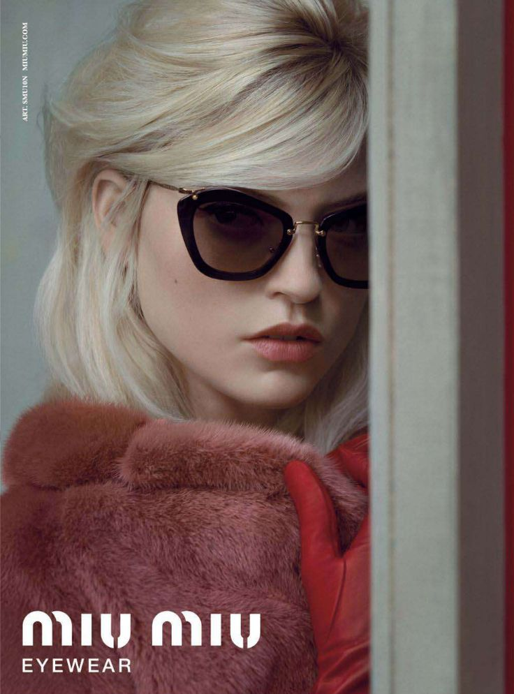 Miu Miu Glasses Fashion
