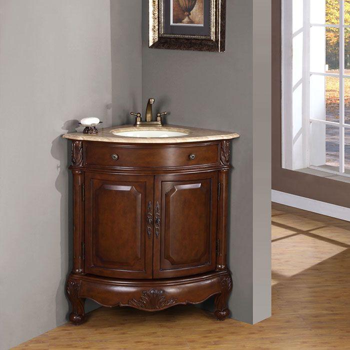 Photo Gallery On Website Corner Vanity Sink