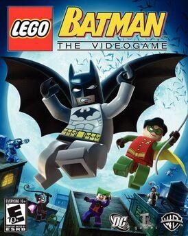 Game PC Rip - Lego Batman the video game [NTSC] [Inglés] PS2