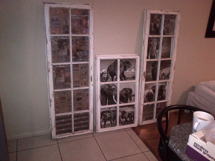 Recycle old window frames this is my style decor for Where to recycle old windows