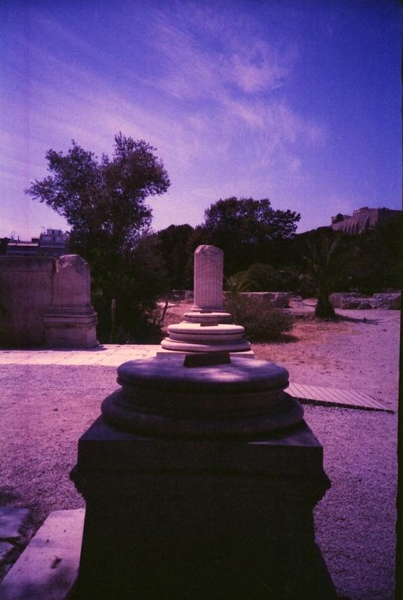 Atenas: Sede de las Olimpiadas en 1896 y 2004 - Lomography