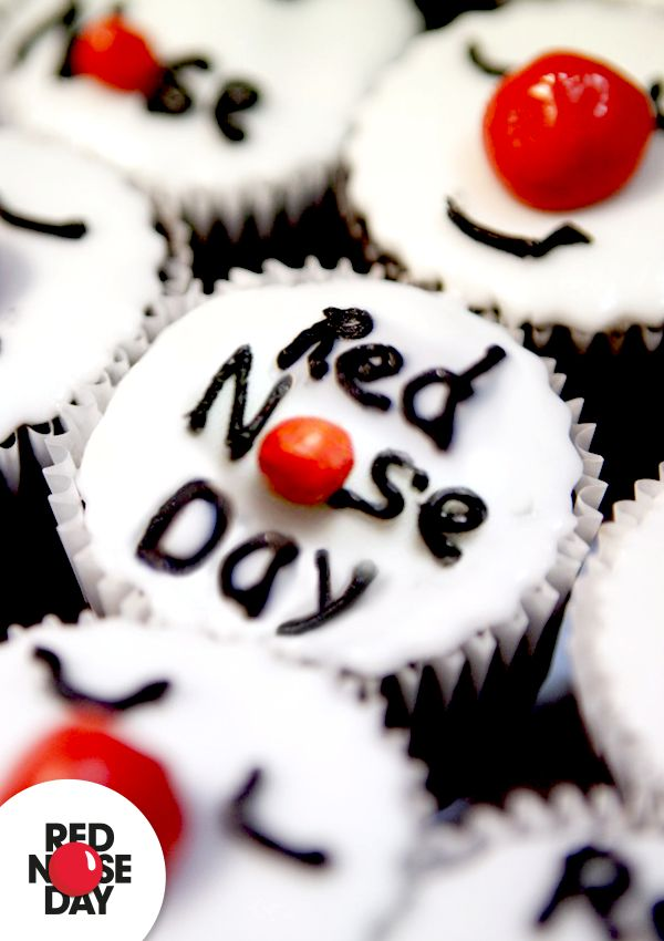 Baking for Red Nose Day? Our free fundraising kit will help you raise some dough. Order yours at rednoseday.com