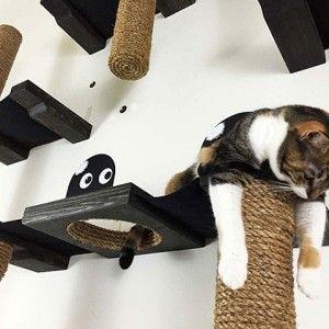 "Комплекс для кошек ""Пакман"""