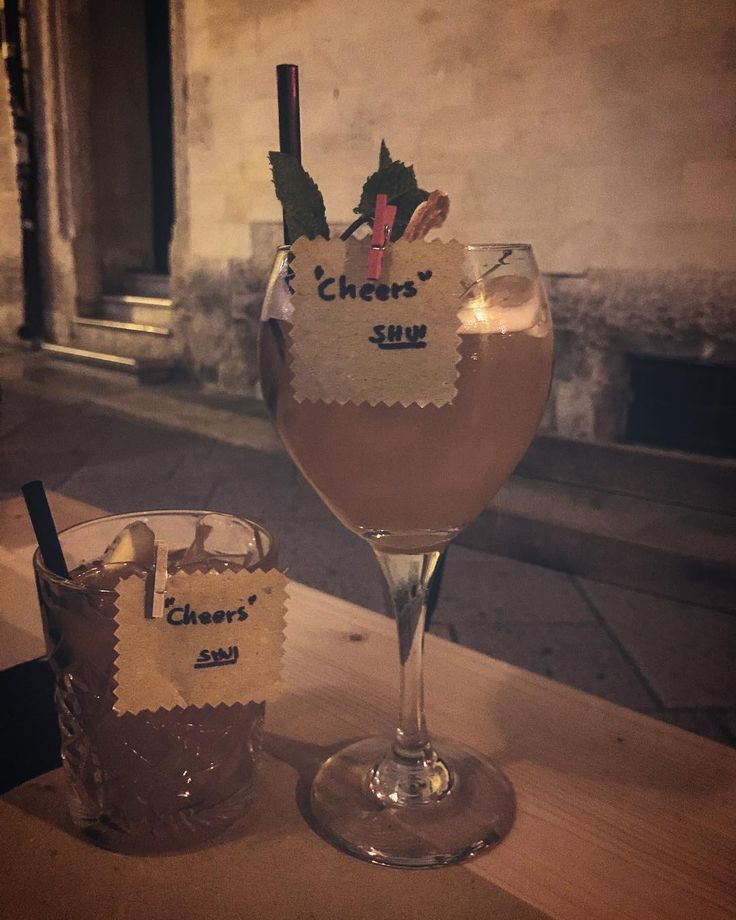 Birthday cocktails at Shui #lecce #cocktails #italy #italia