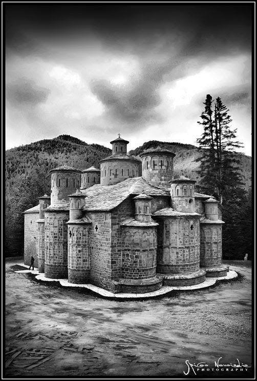 Δώδεκα Τρούλοι - Twelve Domes by Spiros Nousiadis