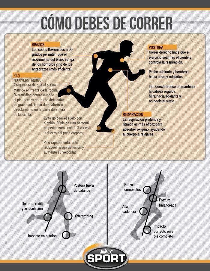 Buenos tips para correr! Running love