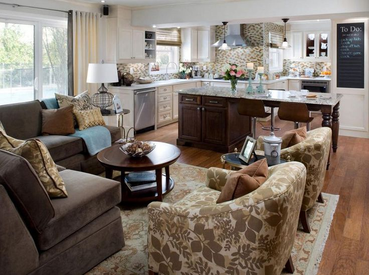 Open Kitchen Design Tips. An open kitchen concept, or so-called open kitchen is one of the actualization of today's lifestyle.