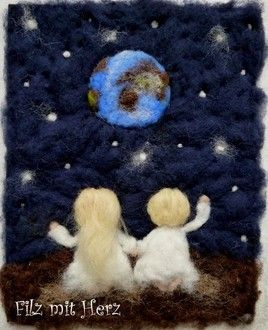 WOOL BACK CHILD AND THE EARTH