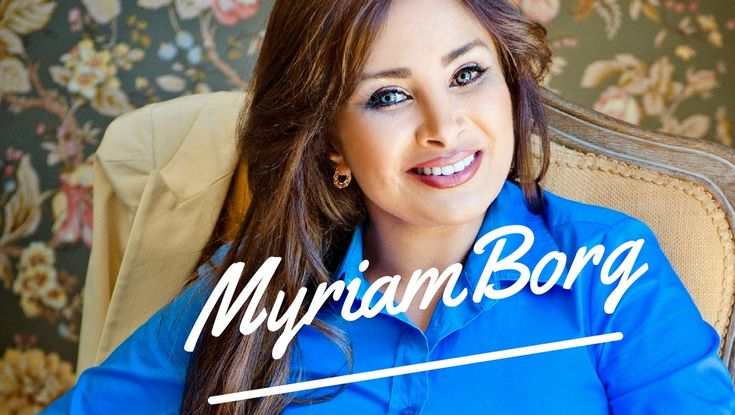 Myriam Borg Business Woman | Read More: http://myriamborg.com/success/myriam-borg-business-woman/