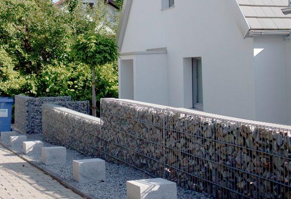 Cerca gaviones colocacion gaviones hormigon gaviones - Muros de piedra natural ...