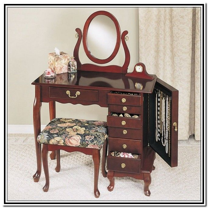 Antique Makeup Vanity For Sale - Vanity : Furniture Reference #wxAZ6OEAJq