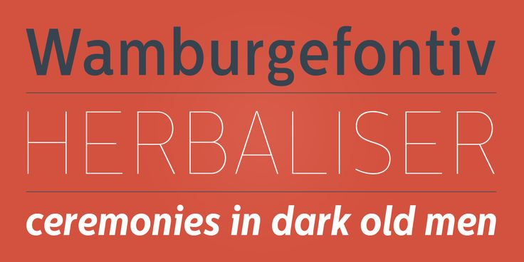 Centrale Sans Condensed Font Family Review