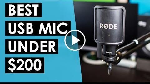 Best USB Microphone Under $200?  RODE NT-USB Review and Sound Test  http://videotutorials411.com/best-usb-microphone-under-200-rode-nt-usb-review-and-sound-test/  #Photoshop #adobe #lightroom #graphicdesign #photography