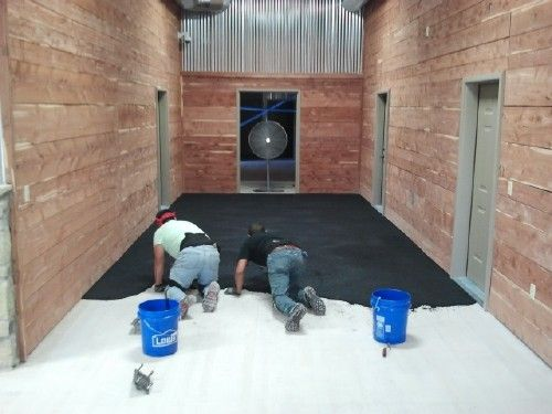 Werm Rubber Flooring Products Horse Stables Horse