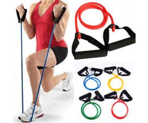 Fitnesz erősítő gumikötél - jóga szalag, erősítő szalag, otthoni edzés kelléke.